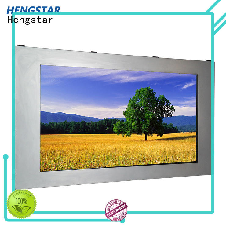 monitor monitors sunlight display touchscreen big Hengstar company