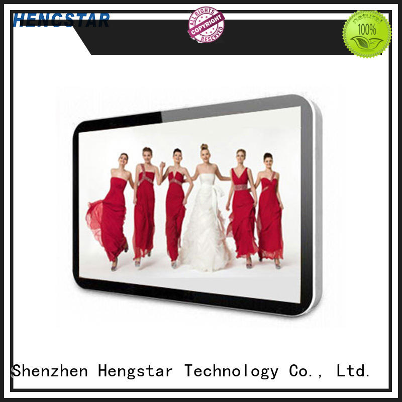 FHD 1920x1080 High Android WIFI Interactive Digital Signage HSDS Series