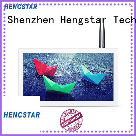 Hengstar sturdy white POS tablet PC wholesale for computer