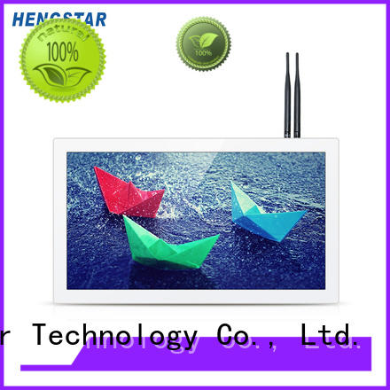 128gb white LCD monitor supplier for computer Hengstar