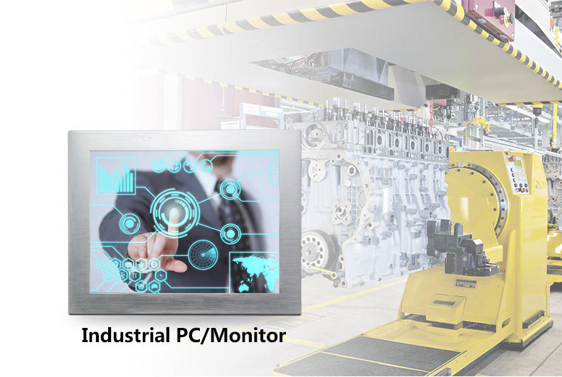 Hengstar best industrial LCD touch screen monitor supplier for PC-1