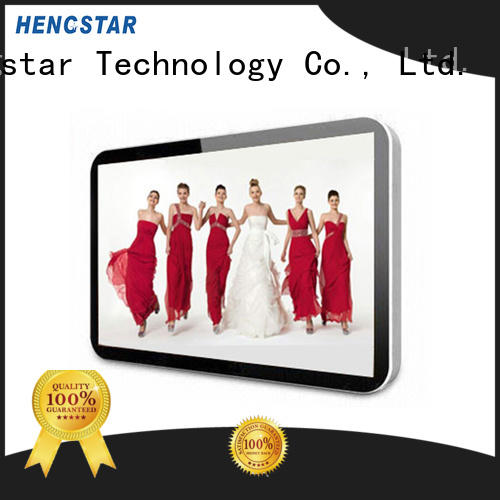 Hengstar top digital signage interactive displays directly sale for tablet PC